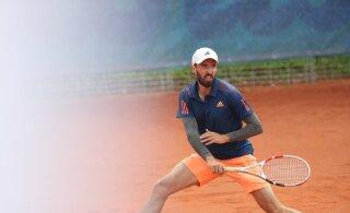 DELFI TV | Elena Malõgina ja Vladimir Ivanov tulid tennises Eesti meistriteks