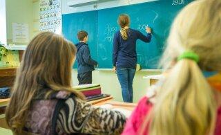 В Таллинне ученики школ, где не хватает места, будут учиться в модульных корпусах