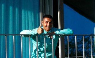 Криштиану Роналду душевно поздравил Хабиба с победой над Гэтжи