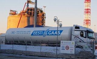 Eesti Gaas aitas käivitada Venemaa gaasitootja LNG tehast