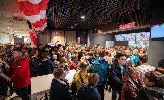 KFC намерен завоевать эстонский рынок быстрого питания. Чем привлекают работников и где закупают курицу?