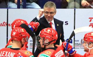 Venemaa jäähokikoondis sai uue peatreeneri, legendaarne Igor Larionov tõusis noortekoondise juhendajaks
