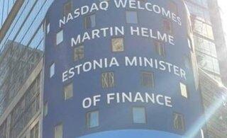 Мартин Хельме в США: за отмывание денег Эстонии могут назначить миллиардные штрафы. Мы хотим получить эти деньги в бюджет