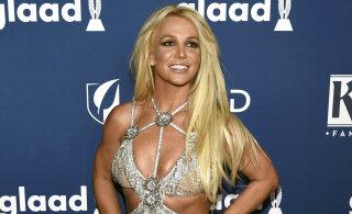 Britney Spearsi kummaline avaldus: käisin nelja aasta jooksul kaks korda väljas