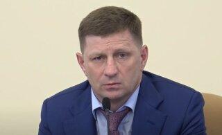 Губернатора Хабаровского края Сергея Фургала задержали по подозрению в организации убийств