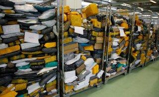 Inimesed on mures - kas koroonaviirus võib siia jõuda ka Hiinast saabuvate pakkidega?