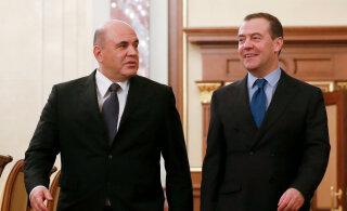 Дмитрий Медведев назвал причины внезапной отставки правительства России