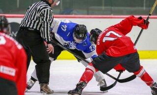 Сборная Эстонии проиграла контрольный матч литовцам