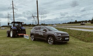 Jeep tuli lõunaeestlastele lähemale: Carring avas uue müügi- ja teenindussalongi