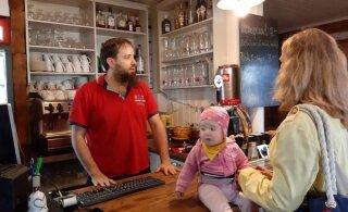 Perega maale elama | Itaalia mees leidis Eestist naise ja hakkas Hiiumaal restorani pidama