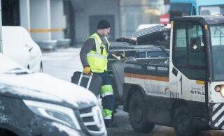 В московском аэропорту грузчики потеряли два золотых слитка ценой почти в 700 тысяч евро