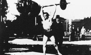ФОТО: 100 лет назад Эстония дебютировала на Олимпийских играх