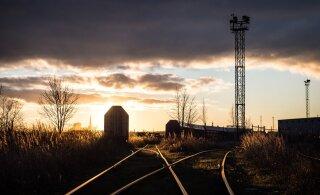 Aas: Rail Baltic peab arvestama potentsiaalse Tallinna ringraudteega
