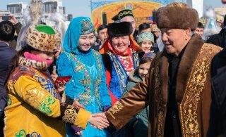Nazarbajev jätab Kasahstani maha rikkalikult iseend
