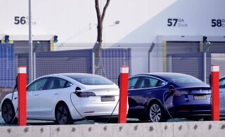 Endine autotööstuse tippjuht: Tesla 250% hinnatõus on massipsühhoos