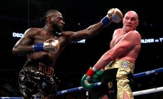 Wilder <em>vs.</em> Fury 2. Kas selle sajandi parim poksimatš?