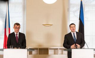 Ratas välisluureraportist: usaldan Eesti ametkondi. Hiina pole oht, Hiina on väljakutse
