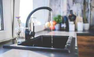Kraanivett juues teeme heateo keskkonnale, endast rääkimata