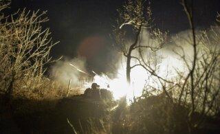 ВИДЕО | В Киеве заявили, что сепаратисты атаковали позиции украинских военных в Донбассе