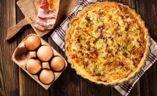HÜVA NÕU | Quiche Lorraine'i küpsetamise nipid ja täidiste saladused