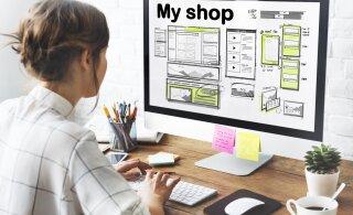 Kuidas teha suurepäraselt toimiv e-pood? Ebavajalike andmete küsimine ja pikad ostu vormistamise lehed peletavad kunded minema