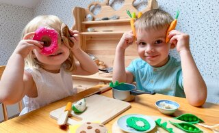 NIPINURK | Meisterda koos lapsega vahvad vildist toidud