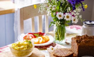 SUVEKÖÖGI VÕLU | Suviselt kerged ja lihtsad toidud