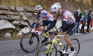 Tanel Kangert pärast Girot: tunnen, et olen igast otsast lagunemas