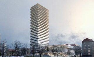 Tallinna endine peaarhitekt: Maakri kvartalis on ruumi veel mitmele tornmajale