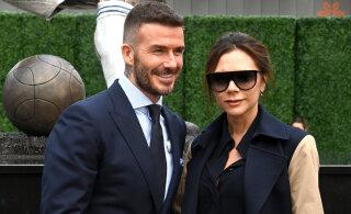 KLÕPS | Vaata, kuidas Victoria Beckham tähistas pereringis sünnipäeva