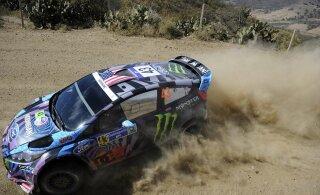Ken Block: Solbergist saab WRC-sarja järgmine suur täht