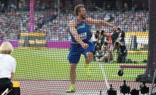 Martin Kupper sai Kopenhaagenis kolmanda koha