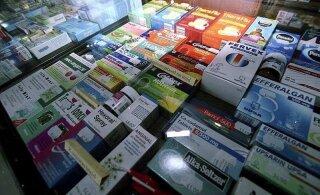 Рийгикогу рассмотрит три законопроекта об аптечной реформе
