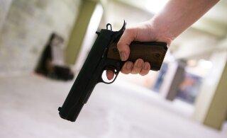 Взят под стражу мужчина, который угрожал похожим на оружие предметом женщине и ребенку