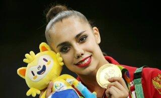 ФОТОНОВОСТЬ: Звезда российского спорта сообщила о своей беременности