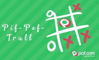 VIDEO | Pif-Paf-Trulli 2. eelvoor. Ron-Arnar Pehka <em>vs</em>. Rait Riivo Laane