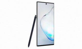 В магазинах Эстонии поступил в продажу Samsung Galaxy Note10