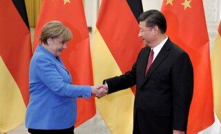 Saksamaa süvenev mure: ettevõtete sõltuvus Hiinast üha suureneb