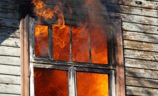 Проблемы с алкоголем и небрежное курение. В прошлом году в Ида-Вирумаа в пожарах погибло шесть человек