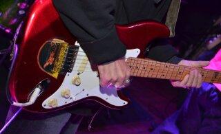 Полиция задержала мужчину, который ударил другого по голове гитарой