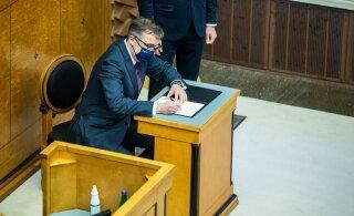 Ministrite vastutusalades tehakse ümberkorraldusi, Suti amet saab uue nime