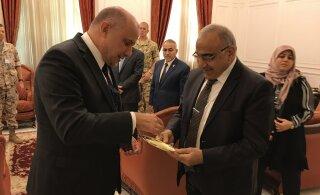 Луйк обсудил с премьер-министром Ирака ситуацию на Ближнем Востоке