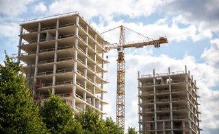Департамент статистики: спрос на новые жилые площади по-прежнему сохраняется