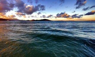 Слепой японец на яхте пересек Тихий океан