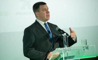 Ратас: климатическая нейтральность открывает новые возможности для транспортного сектора