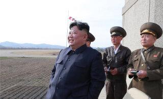 КНДР сообщила об испытании нового тактического оружия