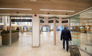 В январе Эстония недосчиталась 92% иностранных туристов