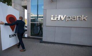 LHV прекращает деятельность пенсионного фонда, инвестирующего в Эстонию