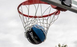 В Кристийне открываются новые баскетбольные площадки