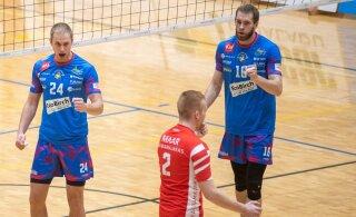 Pärnu võrkpalliklubi kriis jätkub, selgunud on kolm uut EM-finaalturniirile pääsejat